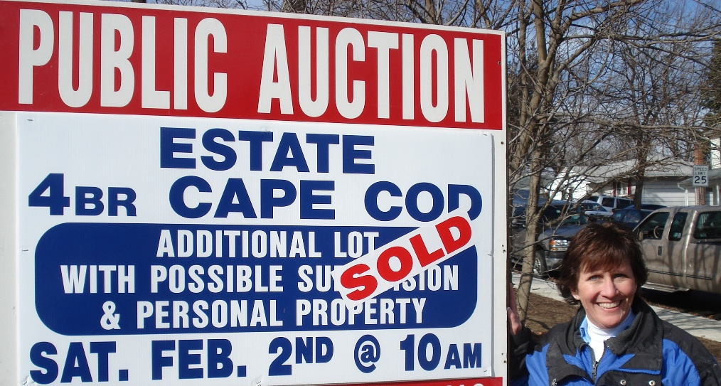 Maryland Real Estate Auctioneer | Real Estate Auctions in Maryland